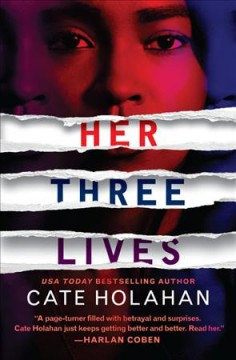 Book jacket for Her Three Lives