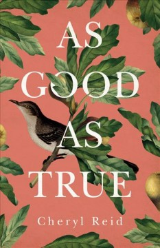 Book jacket for As Good As True
