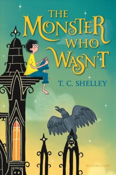 Featured Book The Monster Who Wasn't