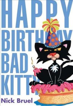 Happy Birthday Bad Kitty cover art