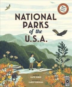 National parks of the U.S.A. Opens in new window