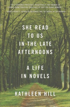 She read to us in the late afternoon : a life in novels Opens in new window