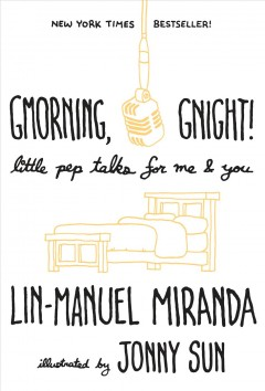 Gmorning, gnight! : little pep talks for me & you Opens in new window