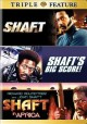 Shaft triple feature : Shaft [and] Shaft