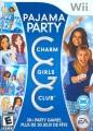 Charm Girls Club. Pajama party.