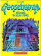 Goosebumps. Welcome to dead house