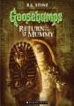 Goosebumps Return of the Mummy
