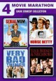 4 movie marathon : dark comedy collection : Serial mom ; Nurse Betty ; Very bad things ; Your friends and neighbors.