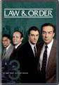 Law & order. The third year, 1992-1993 season