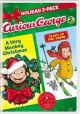 Curious George holiday 2-pack