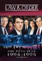Law & order. The fifth year, 1994-1995 season