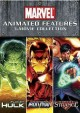 Marvel animated features : 3-movie collection : Planet Hulk ; The invincible Iron Man ; Doctor Strange.