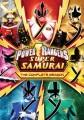 Power Rangers super samurai. The complete season