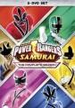 Power Rangers samurai : the complete season