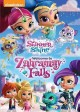 Shimmer and shine. Welcome to Zahramay Falls