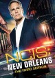 NCIS: New Orleans. The third season.