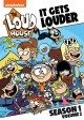 The Loud house. It gets louder, Season 1, volume 2