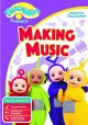 Teletubbies classics. Making music.
