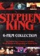 Stephen King : 6 film collection