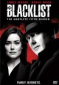 The blacklist. The complete fifth season.