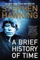 Book cover of Brief History of Time: From the Big Bang to Black Holes