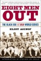 Book cover of Eight Men Out: The Black Sox and the 1919 World Series
