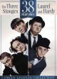 Comedy legends collection : the Three Stooges & Laurel and Hardy : 38 features.