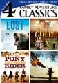 Family adventure classics : 4 movies.