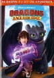 Dragons. Race to the edge. Seasons one & two