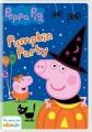 Peppa pig. Pumpkin party.