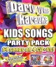 Party tyme karaoke. Kids songs party pack.