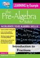 Pre-algebra tutor. Introduction to fractions, volume 13
