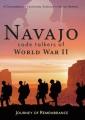 Navajo code talkers of World War II.