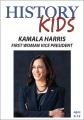 Kamala Harris : first woman vice president.