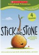 Stick and stone --and more anti-bullying stories