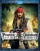Pirates of the Caribbean : on stranger tides (Blu-ray)