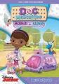 Doc McStuffins. Mobile clinic