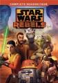 Star Wars rebels. Complete season four.