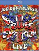 Joe Bonamassa : British blues explosion live