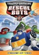 Transformers rescue bots. Heroes of tech