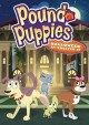 Pound puppies. Halloween at shelter 17.