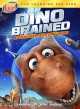 Dino brained : adventures with dinosaurs
