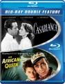Casablanca ; The African Queen.