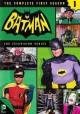 Batman, the television series (dvd). The complete first season