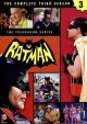 Batman, the television series (dvd). The complete third season.