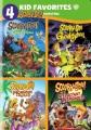 4 kid favorites : Scooby-Doo! monsters