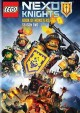 Lego nexo knights. Book of monsters. Season two