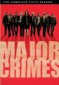 Major crimes. The complete fifth season.