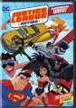 Justice League action. Superpowers unite!