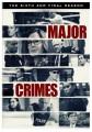 Major crimes. The sixth and final season